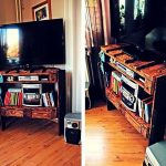 Pallet Media Console / Entertainment Center