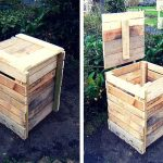 Building a Compost Bin from Pallets