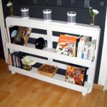 Pallet Bookshelf / Entryway Table / Console Table