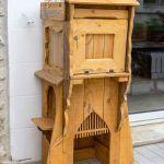 DIY Wooden Pallet Mailbox