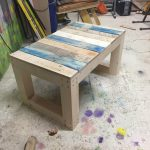 DIY Wooden Pallet Coffee Table / Bench
