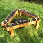 Garden Planter From Pallets