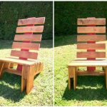 Pallet Lounge Chair – DIY Wood Projects