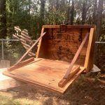 DIY Pallet Man Box