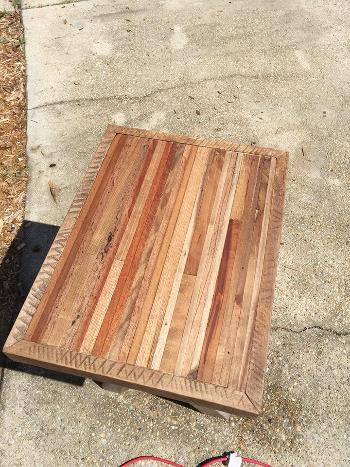 How to Build a Dining Table From Salvaged Lumber  howtos