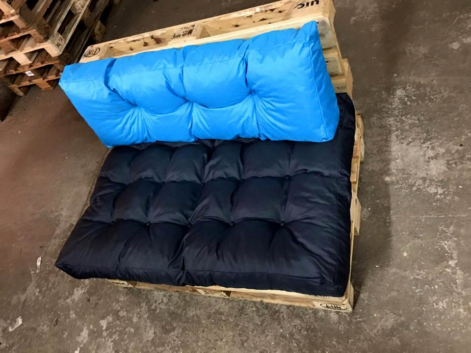 diy pallet chair seat