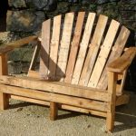 DIY Pallet Adirondack Chairs Set