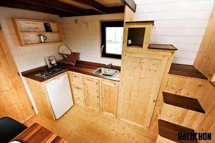 Tiny House Made out of Pallets 99 Pallets