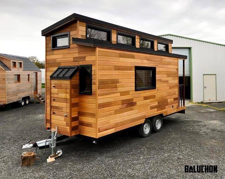 Tiny House Made out of Pallets | 99 Pallets