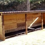 Pallet Shed for Firewood Storage