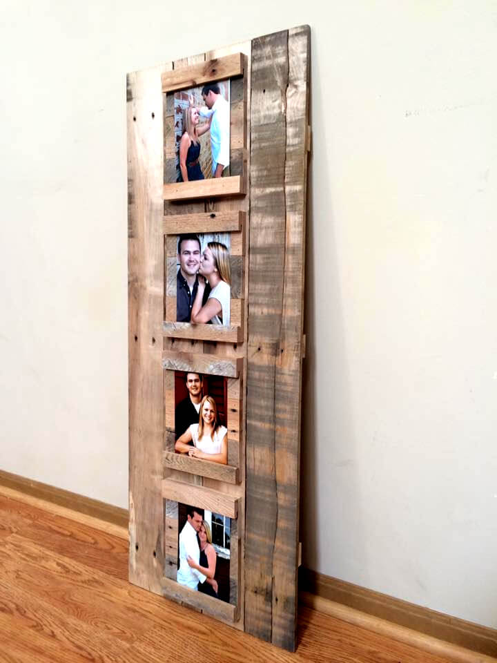 Making Picture Frames From Pallets 99