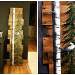 Pallet Tree-Bird Wall Art