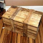 Pallet Toy Chest for Kids