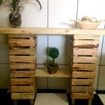Sideboard Made out of Pallets