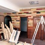 Pallet Wall Paneling / Remodeling Project