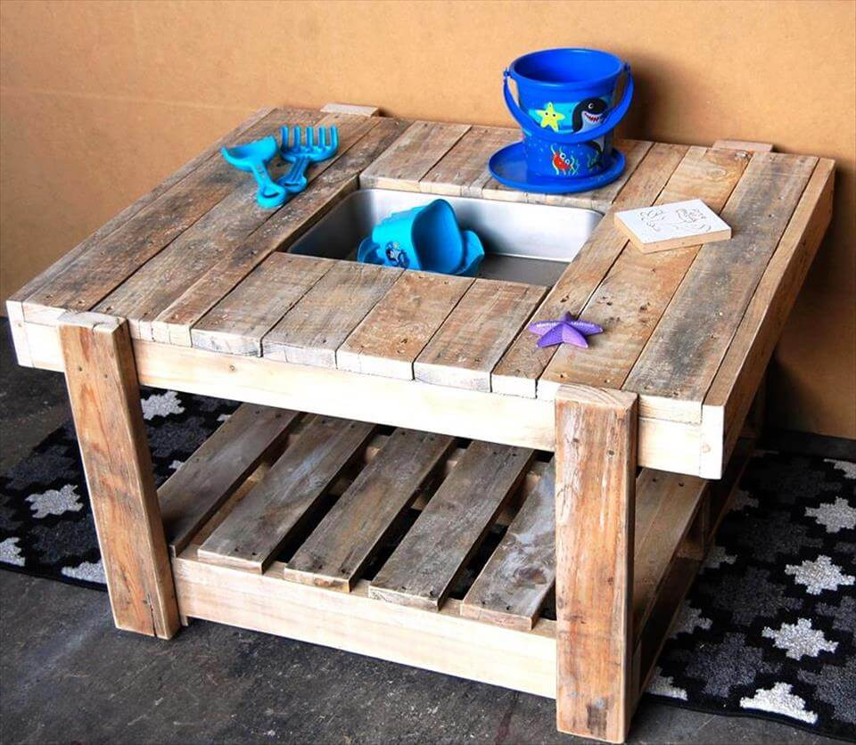 10 pallet ideas for kids to tryout this year 99 pallets for Kitchen ideas using pallets