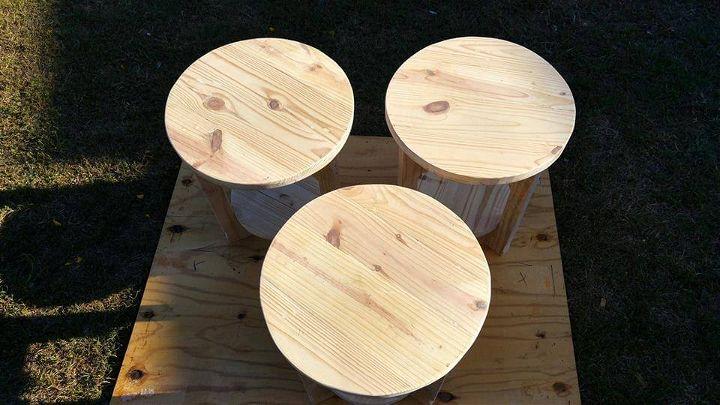 Pallet End Tables & Side Tables   99 Pallets