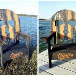Pallet Skull Chair – Perfect for Lake View