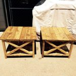 Pallet Table Ideas for Living Room