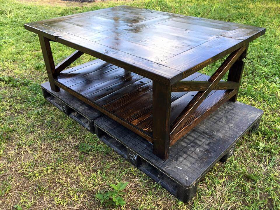diy pallet coffee table. Pallet Furniture Ideas  DIY Pallet Projects   99 Pallets