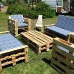 DIY Amazing Pallet Garden Furniture