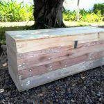 DIY Pallet Trunk