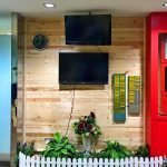 DIY Pallet Wall Paneling Design