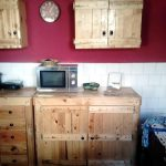 Pallet Wood Kitchen Project
