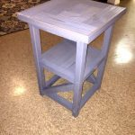 DIY Upcycled Pallet Nightstand