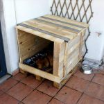 Cute Pallet Dog House