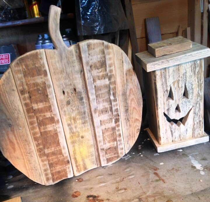 adorable pallet festive crafts