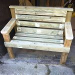 DIY Pallet and Spool Benches